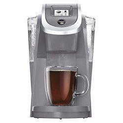 Keurig K200 Single Serve K-Cup Pod Coffee Maker – – Cashmere Gray – Limited Ed ...