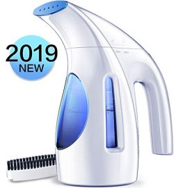 Hilife Steamer for Clothes Steamer, Handheld Clothing Steamer for Garment, 240milliliter Portabl ...