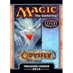 Magic the Gathering MTG Odyssey Pressure Cooker Theme Deck