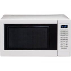 HB 1.3 cu ft 1000 watt microwave (White)
