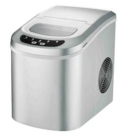 Portable Ice Maker Machine for Countertop TG24 – Makes 26 lbs of Ice per 24 hours –  ...
