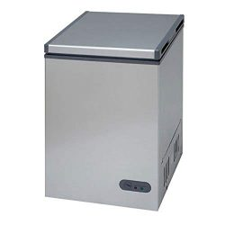 Avanti CF35B2P 3.5 cu ft Chest Freezer, Steel