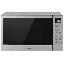 Panasonic Countertop Microwave Oven with FlashXpress Broiler, Genius Sensor Cooking, Popcorn But ...