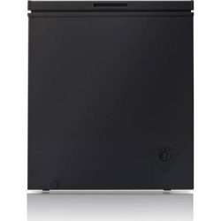 Generic WHS-185C1WSB Arctic King 5.0 cu ft Chest Freezer, Black