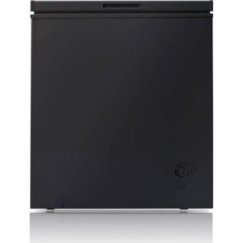 Generic WHS-185C1WSB Arctic King 5.0 cu ft Chest Freezer, Black