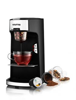 Gourmia GCM3600 Coffee Machine – Bean and Leaf Cafe Fresh Ground Coffee & Loose Leaf T ...