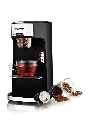 Gourmia GCM3600 Coffee Machine – Bean and Leaf Cafe Fresh Ground Coffee & Loose Leaf T ...