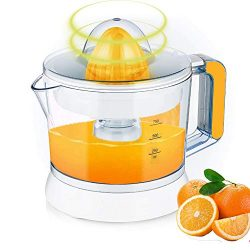 Large Capacity Electric Citrus Juicer | Juicer Squeezer Auto Reverse Pulp Fresh Lemon Orange Jui ...