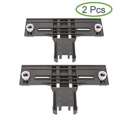 W10350376 Dishwasher Upper Top Rack Adjuster Replacement part for Kenmore Kitchenaid Sears W1071 ...