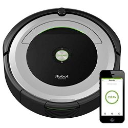 iRobot Roomba 690 Robot Vacuum-Wi-Fi Connectivity, Works with Alexa, Good for Pet Hair, Carpets, ...