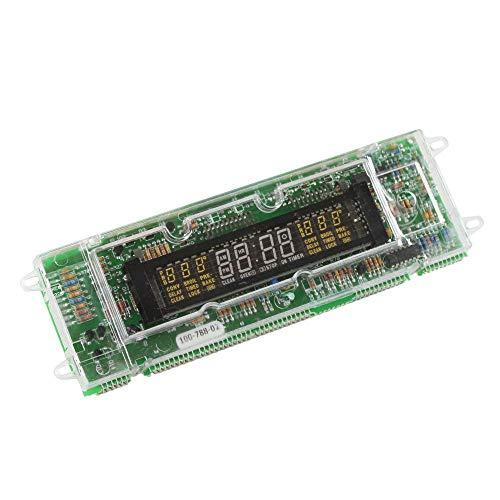 318010501 Wall Oven Control Board Genuine Original Equipment Manufacturer (OEM) Part White