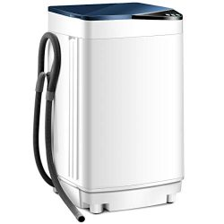 Giantex Compact Washing Machine Portable Washer and Dryer 10 lbs Capacity