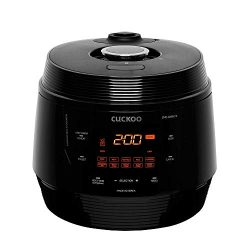 Cuckoo CMC-QAB501S, Q5 STANDARD Pressure Cooker (Cooker, Slow Cooker, Rice Cooker, Browning Fry, ...