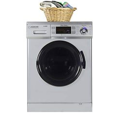 Equator 24 inch Compact New Version All-in-One Combo Washer-Dryer, Vented or Ventless, 1200 RPM, ...