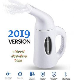 Steamer for Clothes, 7 in 1 Multi Use clothes steamer-handheld, 120ml Fabric Steamer for Home an ...