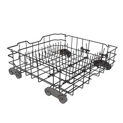 Ge WD28X10387 Dishwasher Dishrack, Lower Genuine Original Equipment Manufacturer (OEM) Part