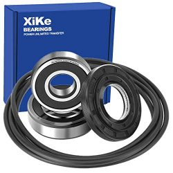 XiKe 4036ER2004A, 4036ER4001B, 4280FR4048E and 4280FR4048L Front Load Washer Tub Bearing & Seal ...