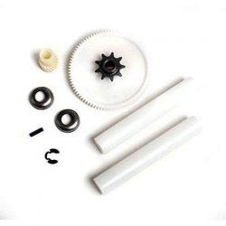 Compatible Drive Gear Kit for KitchenAid KUCS02CRBL0 Jenn-Air TC707S1 Maytag MTUC7000AWS2 Kenmor ...