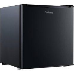 Galanz 1.7 cu ft Compact Refrigerator, Black