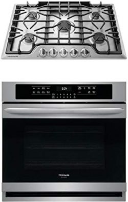 Frigidaire Gallery Series 2 Piece Stainless Steel Kitchen Package With FGGC3047QS 30″ Gas  ...