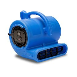 B-Air VP-33 1/3 HP 2530 CFM Air Mover for Water Damage Restoration Equipment Carpet Dryer Janito ...