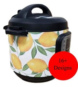 Instant Pot Wraps All Wrapped Up IP, Removable and can be wiped down, magnetic closure Customize ...