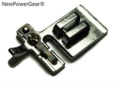 NewPowerGear Sewing Machine Low Shank Cording Foot Replacement For Janome (Newhome)419S, 423S, 4 ...