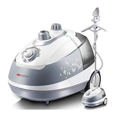 Kazoo Garment Steamer with 2.7L Large Capacity, Clothes Fabric Wrinkle Remover, 1580W