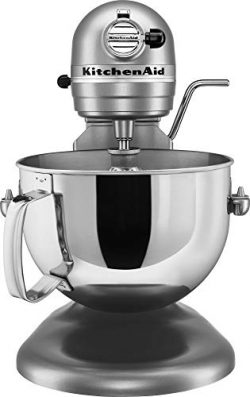 KitchenAid Professional 5 Plus Series Stand Mixers – Silver (Renewed)