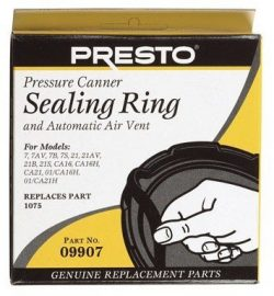 Presto 09907 Pressure Cooker Sealing Ring
