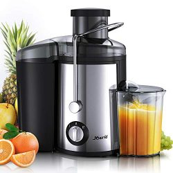 Joerid Juicer, [2019 Upgrade] Centrifugal Juicer Machine, Juice Extractor with Spout Adjustable, ...