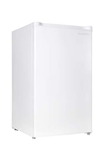 Daewoo FR-044RVWE Compact Refrigerator 4.4 Cu. Ft. | White