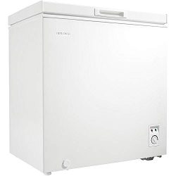 Danby Diplomat 5-Cu. Ft. Chest Freezer in White