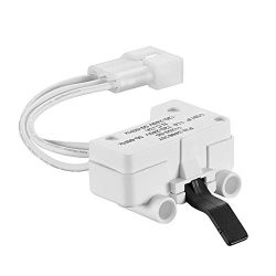 Dryer Door Switch Replacement Fits for Whirlpool Dryer, Maytag & Kenmore Dryer, Replaces 340 ...