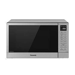 Panasonic Compact Microwave Oven with 1200 Watts of Cooking Power, Sensor Cooking, Popcorn Butto ...