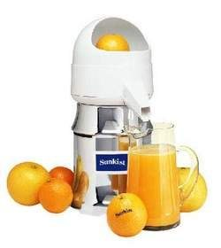 Sunkist Commercial Citrus Juicer