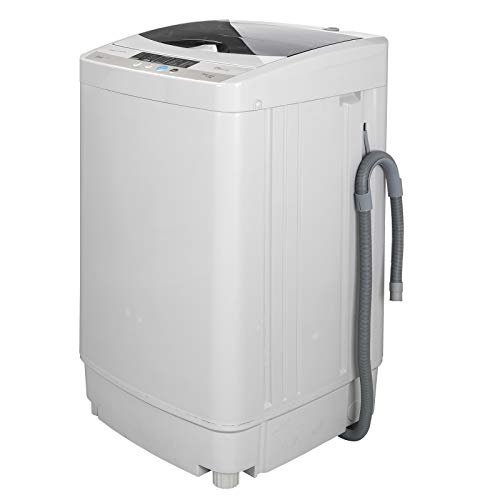 ZENSTYLE Portable Compact Design Multifunctional Laundry Washer/Spinner Fully Automatic 10 LB To ...