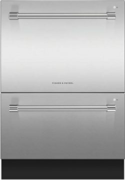 Fisher Paykel DD24DV2T9N Professional Series 24 Inch Built In Fully Integrated Dishwasher