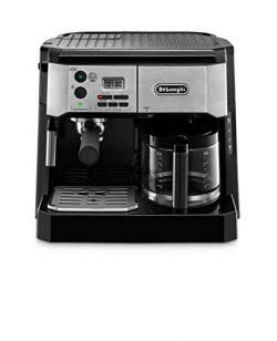 De'Longhi BCO430BM Combination Pump Espresso and 10c Drip Coffee Machine with Advanced Cap ...