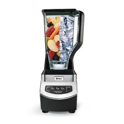 Ninja Professional Blender with High-Powered 1000 Watts Motor Base with 3 Speeds + Pulse 72oz Pi ...