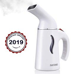 MASTEAM Steamer for Clothes, 140ml Portable Travel Garment Steamer, Mini Clothes Steamer for Hom ...