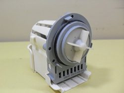 ASKOL fits WHIRLPOOL KENMORE DUET WASHER WATER PUMP MOTOR Mod: M75 461970228511 ONLY MOTOR, 4 Bl ...