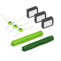 iRobot  Authentic Replacement Parts- Roomba e and i Series Replenishment Kit, (3 High-Efficiency ...