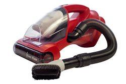 EUREKA 72A EasyClean Deluxe Lightweight Handheld Cleaner, Corded Vacuum, Red