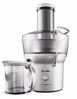 Breville the Juice Fountain Compact 700-Watt Juice Extractor Juicer – BJE200XL
