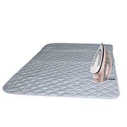 Canika Ironing Blanket, Magnetic Mat Laundry Pad,Washer Dryer Heat Resistant Pad, Ironing Board  ...