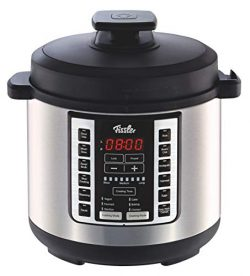 Fissler FISS-SMP01 Souspreme Multi Pot with 18 One-Touch Programs Including Pressure Cooker and  ...