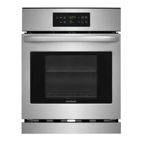 Frigidaire FFEW2426US 24 Inch 3.3 cu. ft. Total Capacity Electric Single Wall Oven with 2 Oven R ...