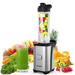 Homgeek Personal Mini Blender for Shake and Smoothie