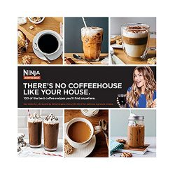 Ninja 100-Recipe Cook Book – There's No Coffeehouse Like Your House | CBCF090